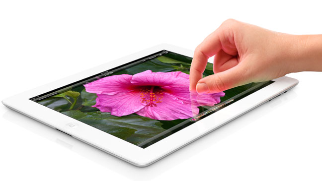 ipad 3 Press Product Image - H 2012 (from HollywoodReporter.com)