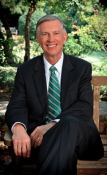 Tom Ross, President of the University of North Carolina