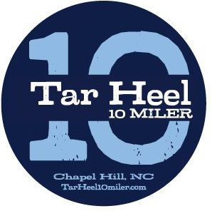 Photo Courtesy: Tar Heel 10 Miler