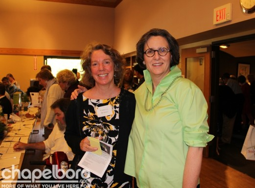 Christa McGill and Anne Winslow-001
