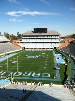 Kenan Stadium Field