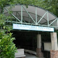 chapel hill town hall