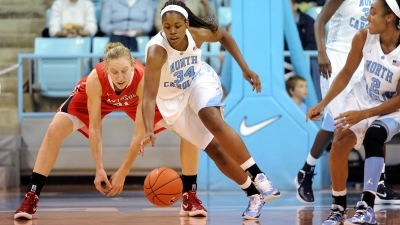 Xylina McDaniel (Courtesy of GoHeels.com)