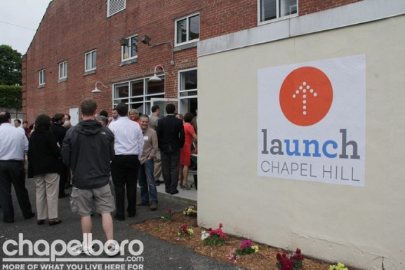 Launch Chapel Hill Opening