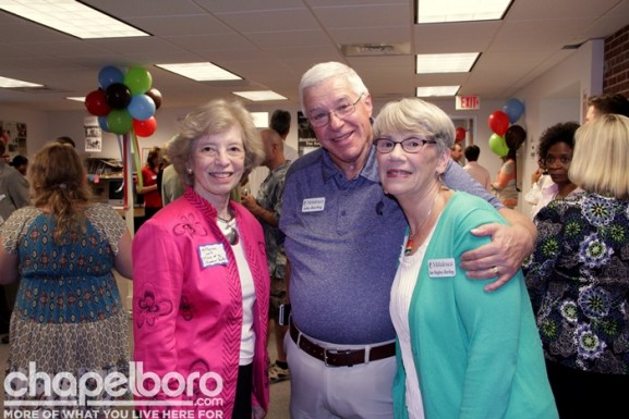 Katherine Leigh, John Bierling, Jan Bierling