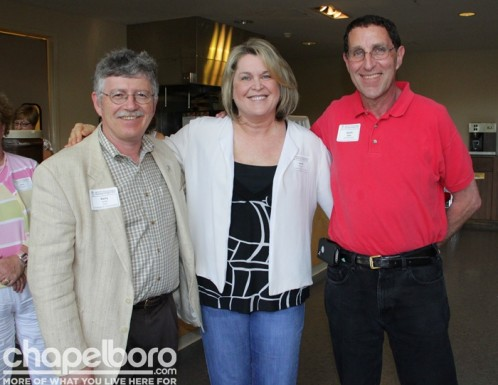 Barry Jacobs, Laurie Paolicelli, Steven Ray Miller