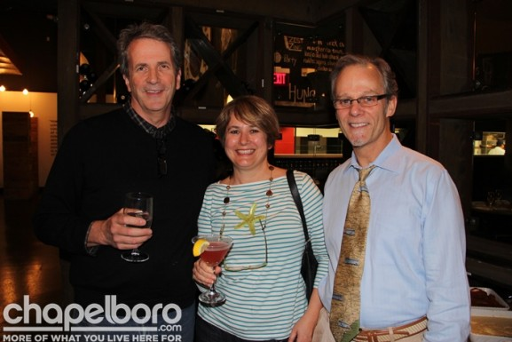 Kevin Cohan, Desiree Goldman, Jim Enright