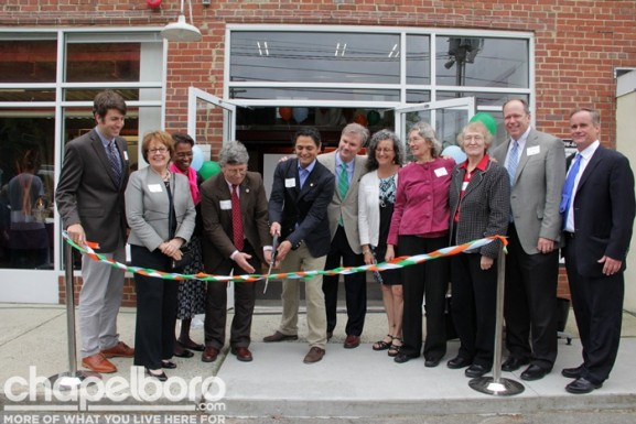 12 Ribbon Cutting