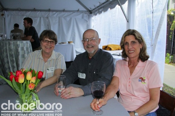 Sharon Boggess, Preston Boggess, Cathy Williams