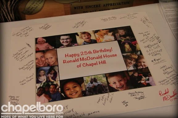 Happy Birthday Ronald McDonald House~Thanks for all that you do!