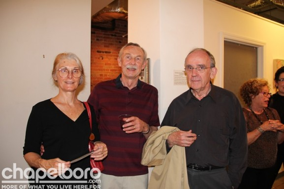Karyn Traut, Tom Traut, Richard Wolfender