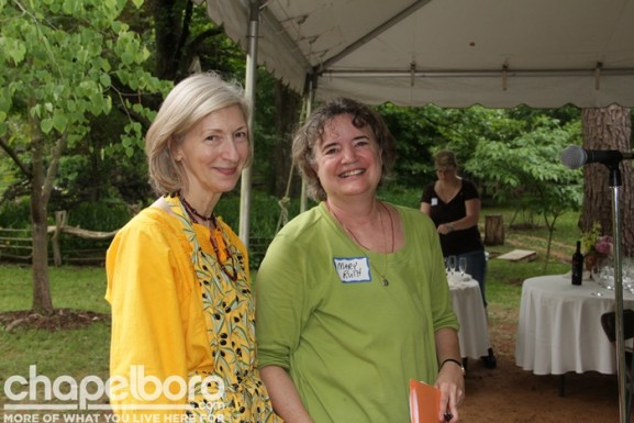 Joan Danaher, Mary Ruth Coleman