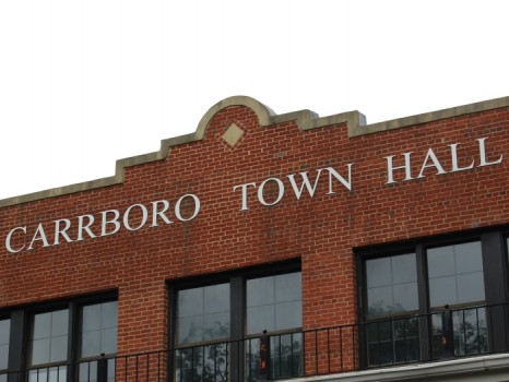 Carrboro Prints Signs For Bars Banning Concealed Weapons - Chapelboro.carrboro town