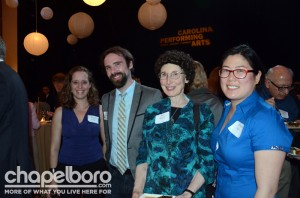 Reed Colver, Aaron Shackleford, Joy Kasson, Heidi Kim
