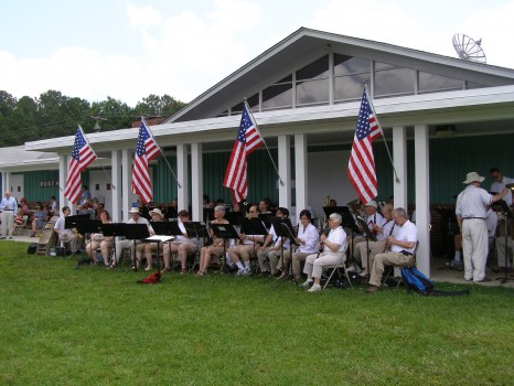 memorial day village band