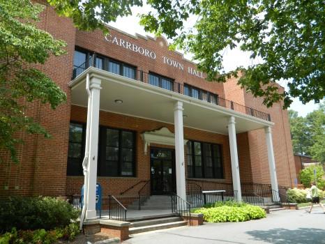 Carrboro BOA Discuss OC Library Again - Chapelboro.carrboro town