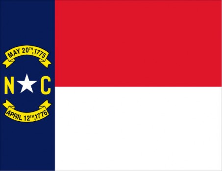state-flag-north-carolina