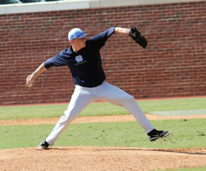 unc baseball chris mccue