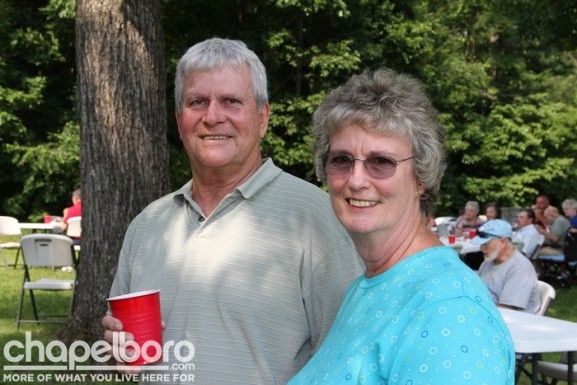 Robert Webb, Mary Jo Webb