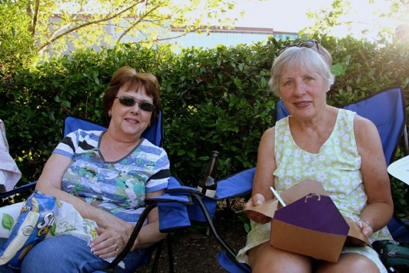Betty Thompson, Noreen Ordronneau