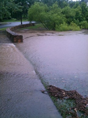 @HMof2 - Pond near Glenhaven in Southern Village