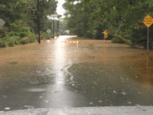 @jadamlucas - Cleland Road near Rainbow Soccer fields