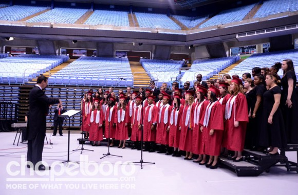 Cedar Ridge High School Chorus