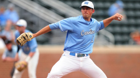 Kent Emanuel (Courtesy of GoHeels.com)