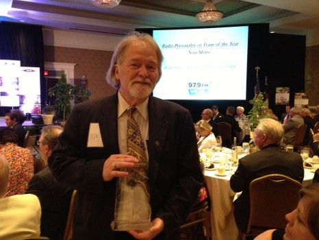 Ron Stutts - 2012 NCAB Personality of the Year (June 24, 2013)
