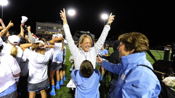 Jenny Levy (Courtesy of GoHeels.com)