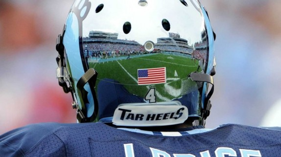 Photo courtesy of GoHeels.com.