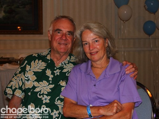 Bill Reppy, Joy Tenney