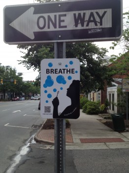 Breath sign