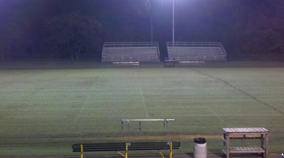 Chapel Hill High School Field