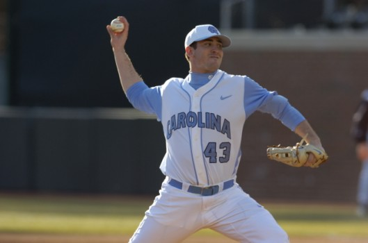 Matt Harvey (Courtesy of GoHeels.com)