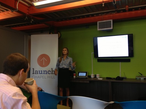 1 Million Cups; Photo by Rachel Nash