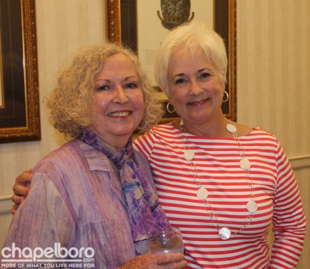 Kay Long, Judi Seagroves