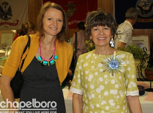 Martha Walton, Bev Norwood