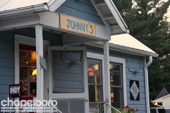 Welcome to Johnny's!