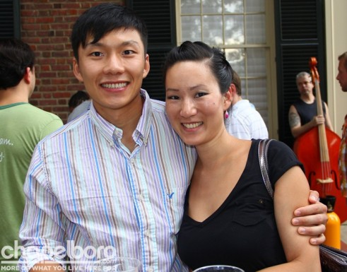 Michael Huang, Julianne Huang