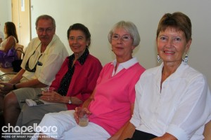 Bob Schreiner, Myrna Brown, Susan Talbott, Nancy Walker