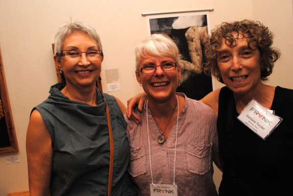 Mirinda Kossoff, Jean LeCluyse and Barbara Tyroler