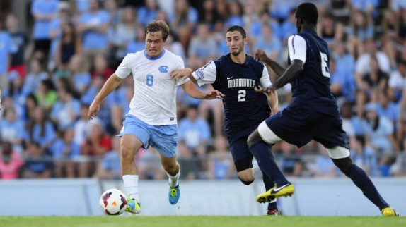 Tyler Engel (Courtesy of GoHeels.com)