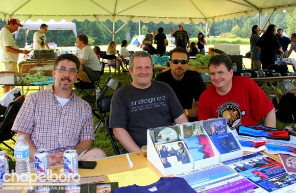 Bob Lord, Robert James Pashman, Robert Durham and Bryan Zeigler.