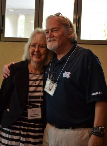 Irene Briggaman and Ron Stutts