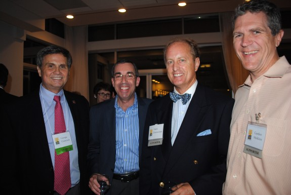 Gordon Merklein, Mark Zimmerman, Barry Leffler, and George Cianciolo