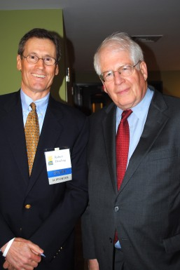 Robert Dowling and Congressman David Price