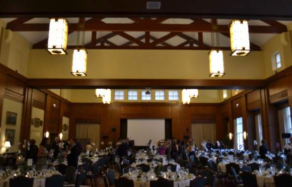 Carolina Club, main ballroom.