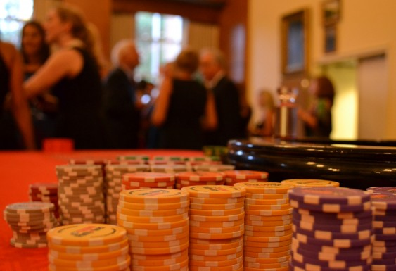 Casino night to benefit SECU Family House.