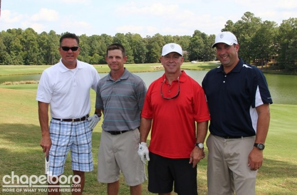 Matt Brown, Matt Mann, Don Parry, Rick Sossman